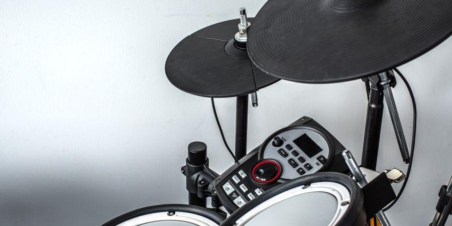 alta tecnología con los tambores eléctricos