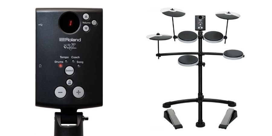 La TD-1k incluye software