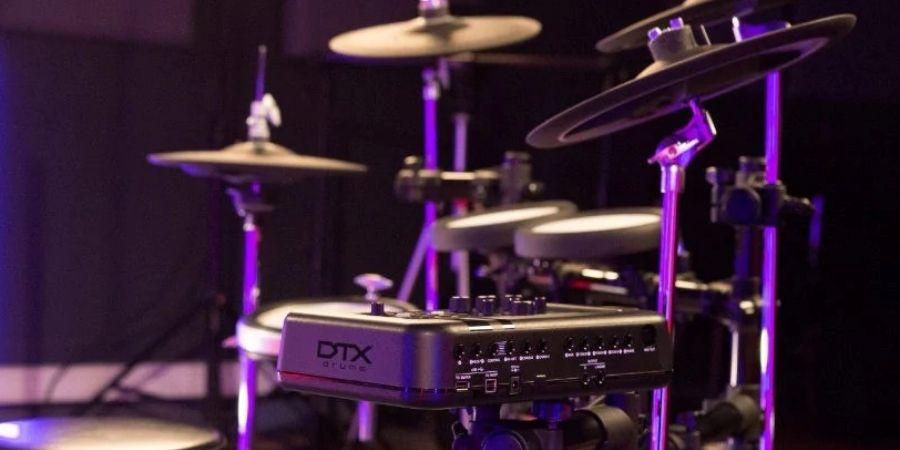Instrumento de percusión Yamaha
