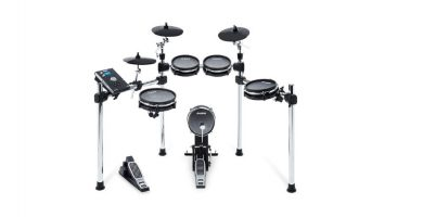 bateria electronica musical alesis coomand mesh kit