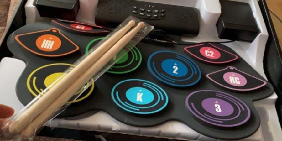 Caja Original del Instrumento de Percusión Digital Anpro