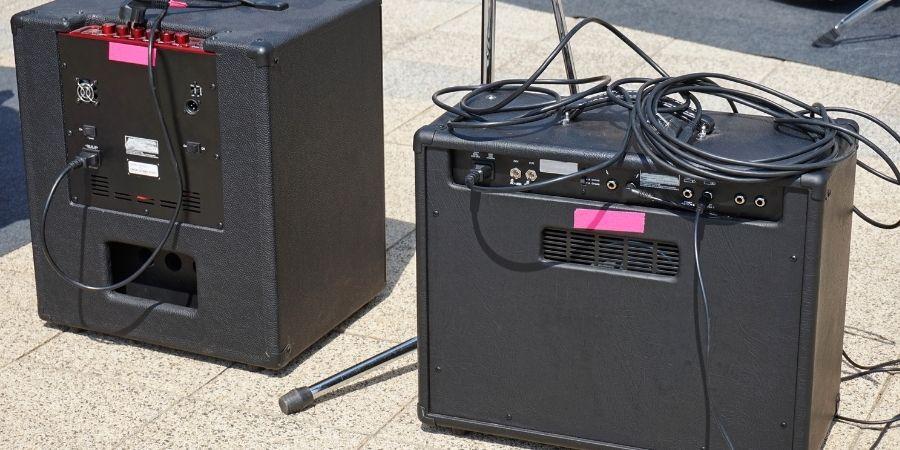 Equipos para amplificar las baterías electrónicas