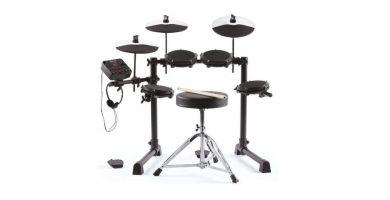 bateria musical alesis debut kit