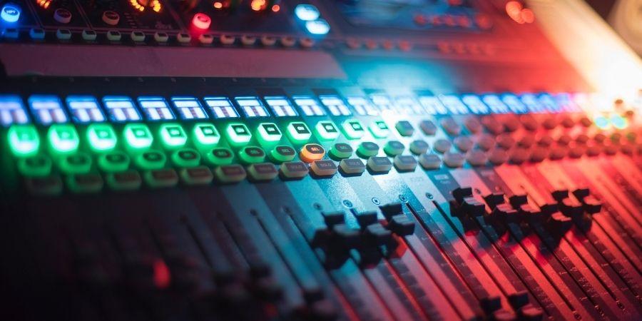 sonidos predeterminados en los tambores eléctricos