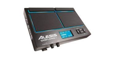 multi-pad sample de alesis para baterias
